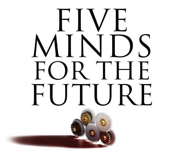 پنج ذهن برای آینده