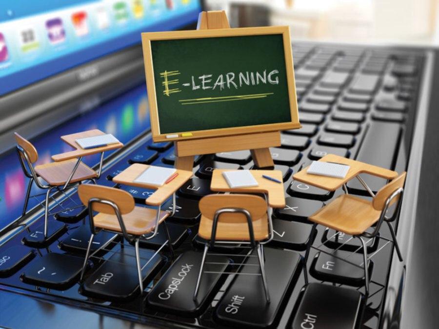 آموزش الکترونیکی و یادگیری معکوس