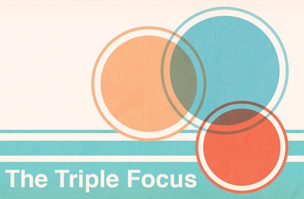 تمرکز سه گانه