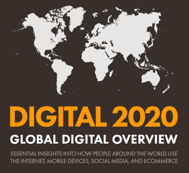 گزارش دیجیتال2020
